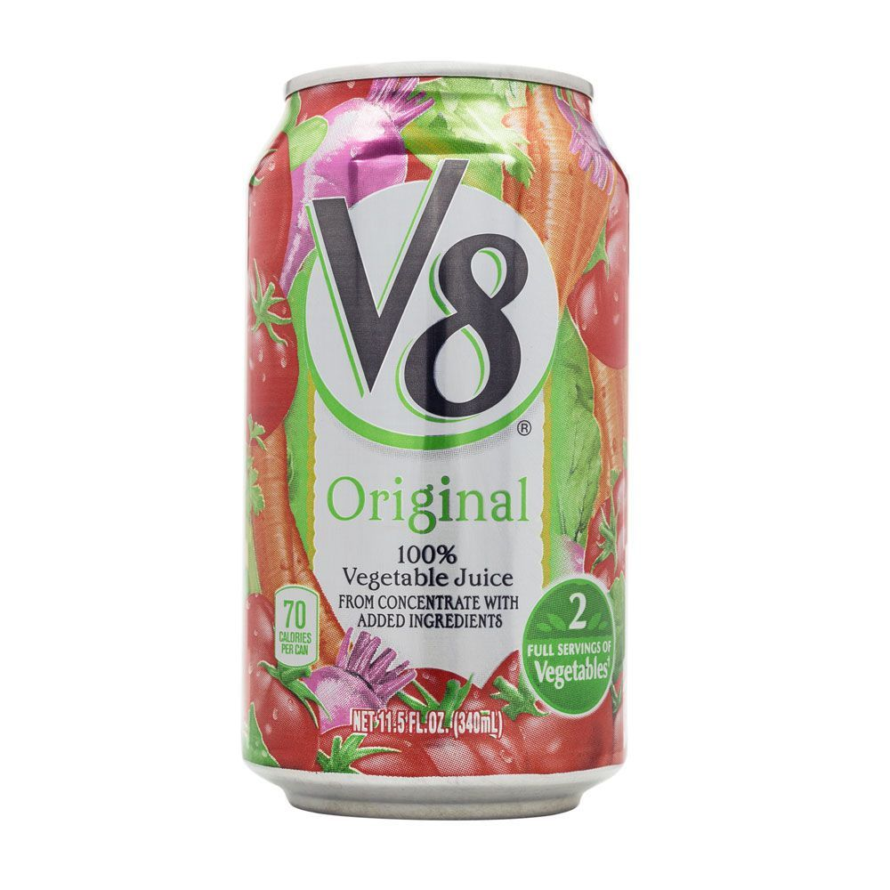 Suco de Vegetais V8 Campbell 340ml