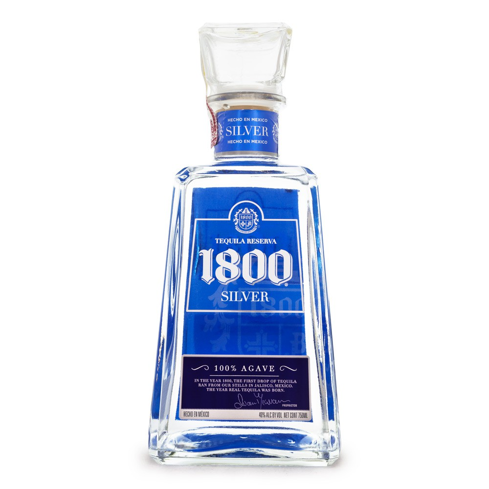 Tequila 1800 Silver 750ml