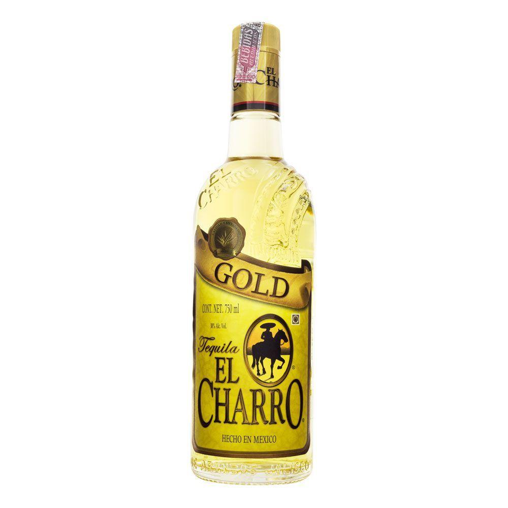 Tequila El Charro Gold 750ml