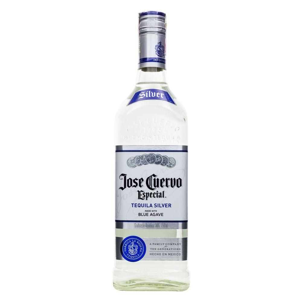 Tequila Jose Cuervo Silver 750ml