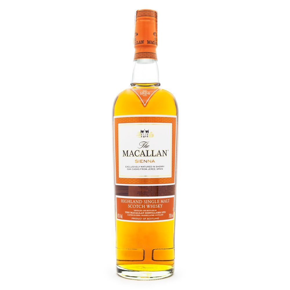 The Macallan Sienna Single Malt Scotch Whisky 700ml