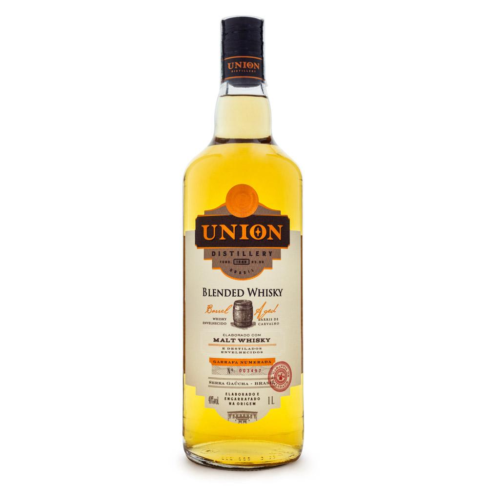 Union Blended Whisky 1L