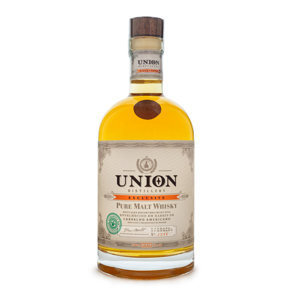 Union Pure Malt Whisky 750ml