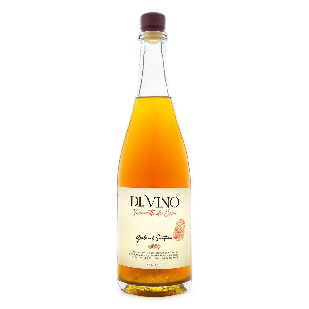 Vermouth de Caju Di. Vino 750ml