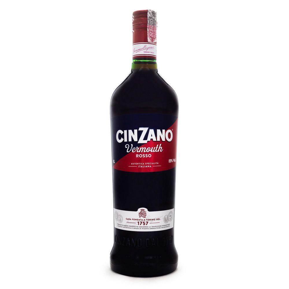 Vermouth Cinzano Rosso 1000ml