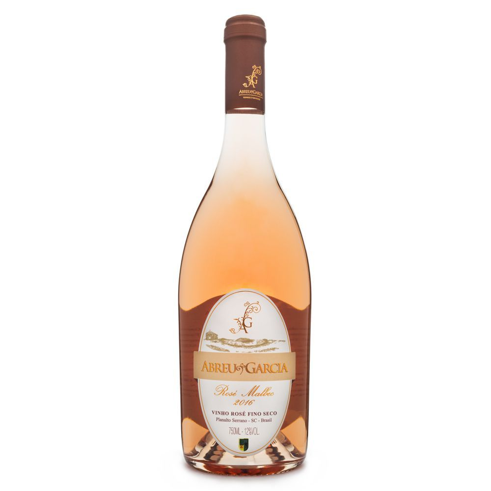 Vinho Abreu Garcia Rosé Malbec 750ml