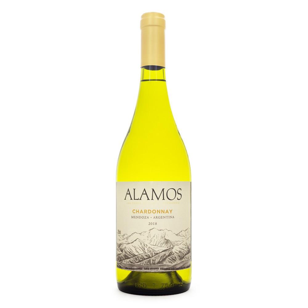 Vinho Alamos Chardonnay 750ml