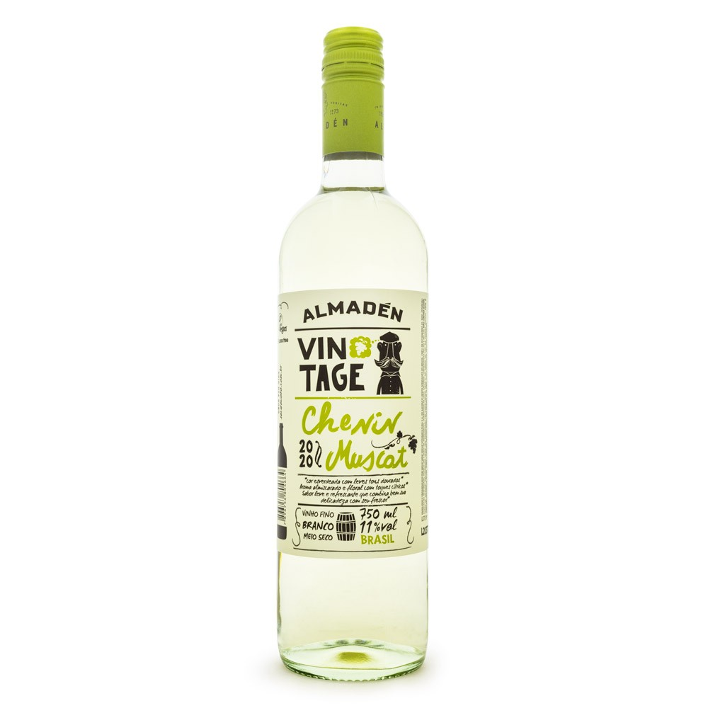 Vinho Almadén Vintage Chenin Muscat 750ml