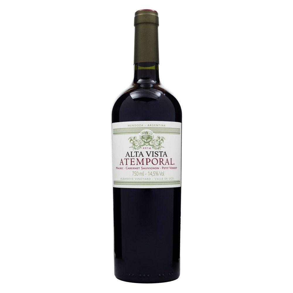Vinho Alta Vista Atemporal Blend 750ml