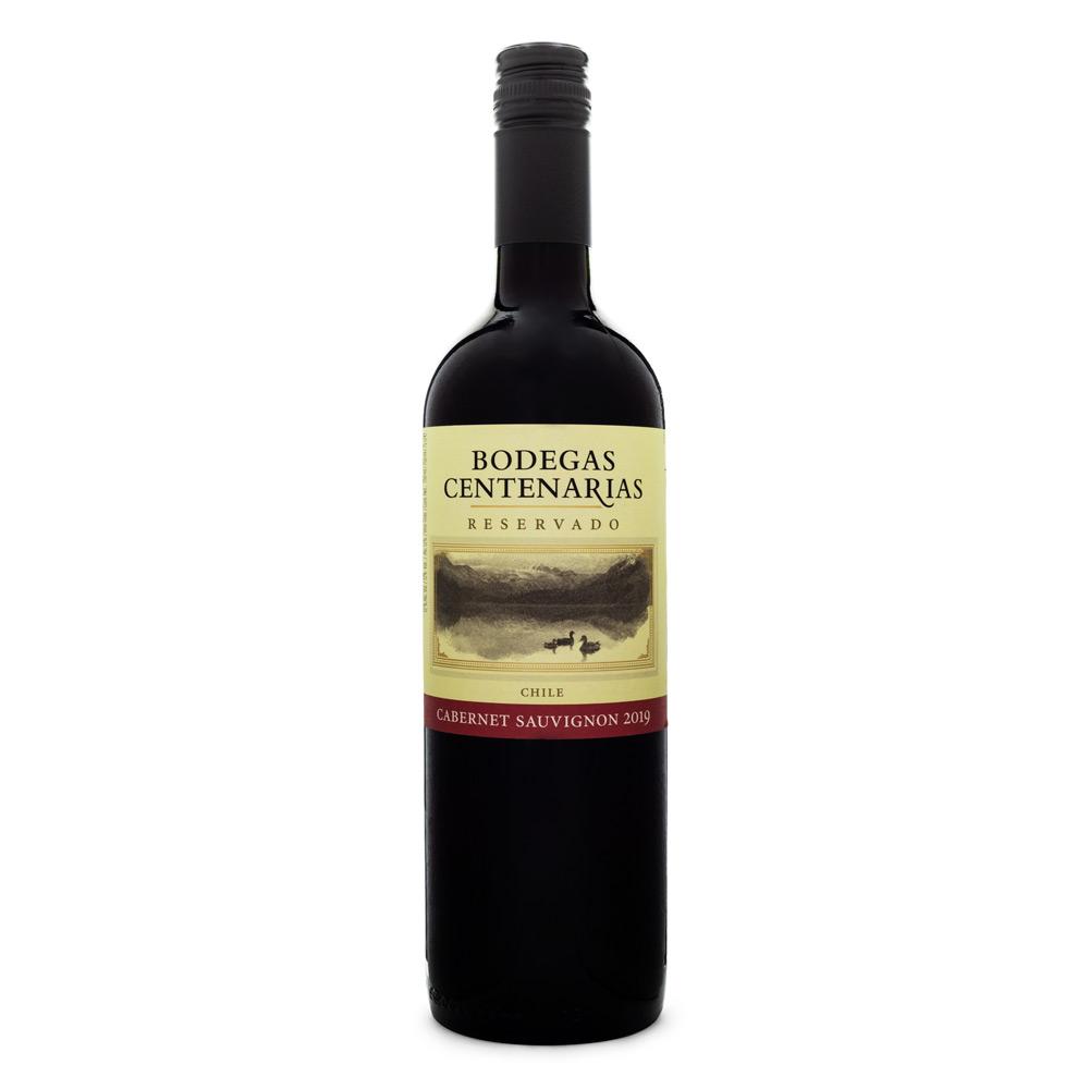 Vinho Bodegas Centenarias Reservado Cabernet Sauvignon 750ml