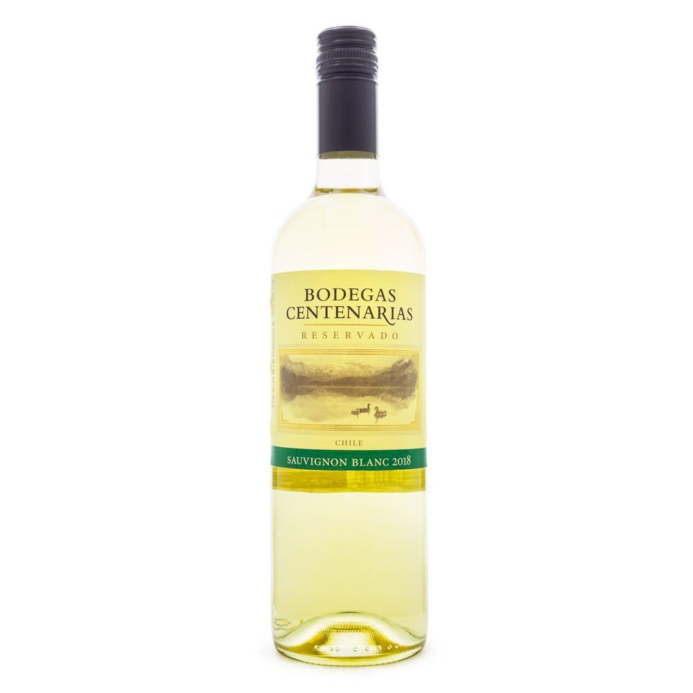 Vinho Bodegas Centenarias Reservado Sauvignon Blanc 750ml