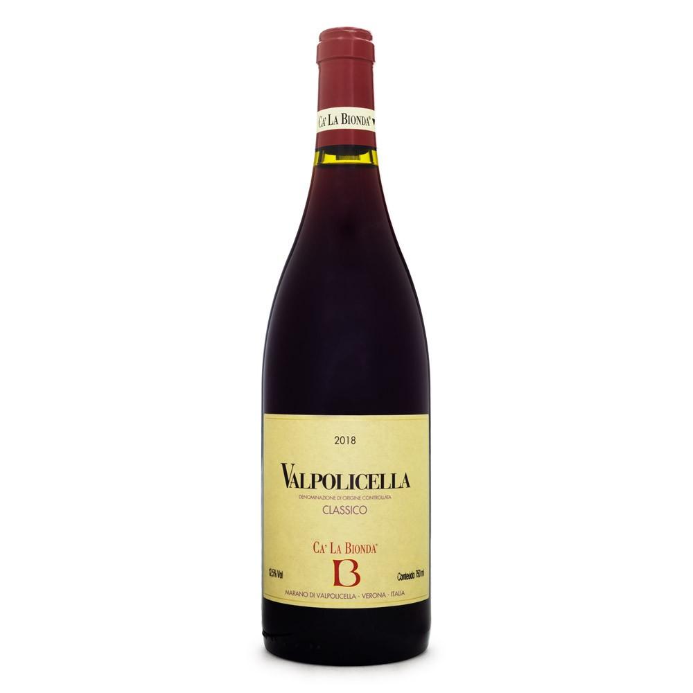 Vinho Ca' La Bionda Valpolicella Classico DOC 750ml
