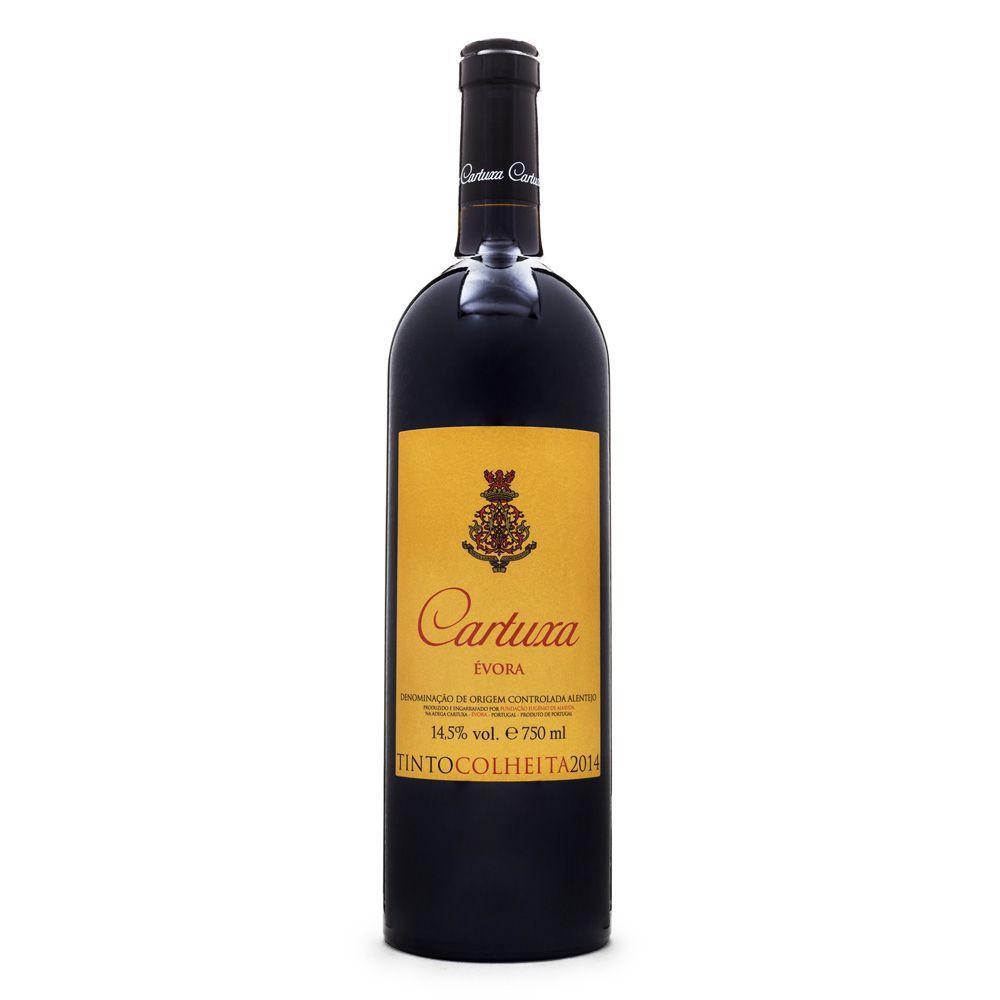 Vinho Cartuxa Évora Tinto 750ml