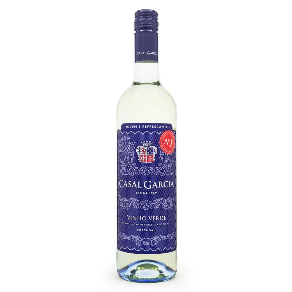 Vinho Casal Garcia Branco Vinho Verde DOC 750ml