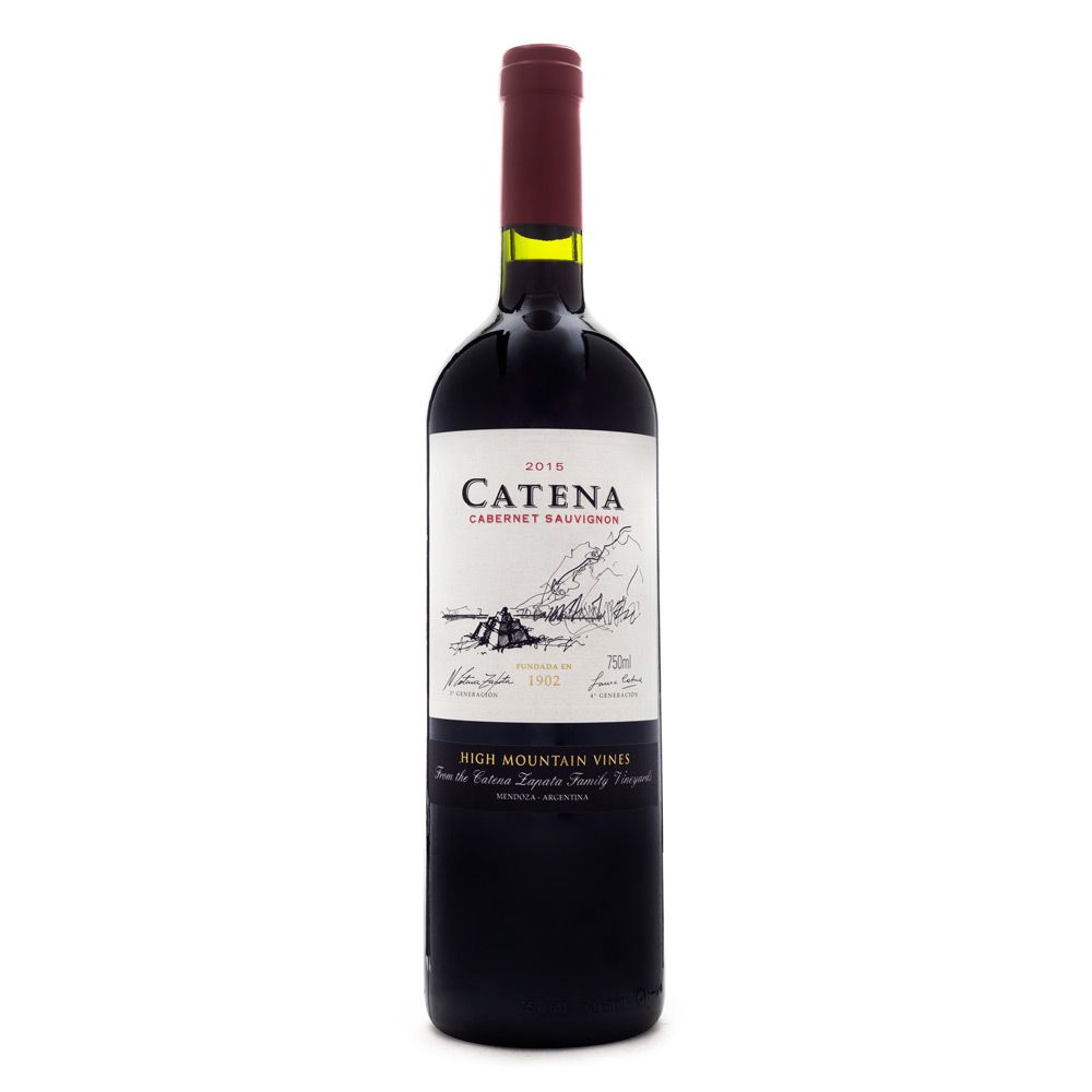 Vinho Catena Cabernet Sauvignon 750ml