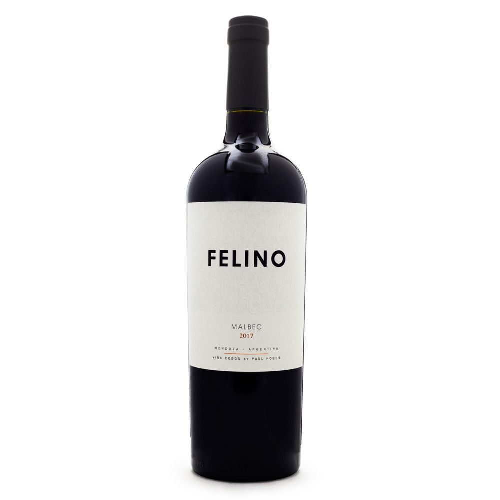 Vinho Cobos Felino Malbec 750ml