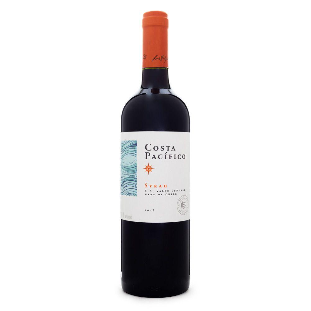 Vinho Costa Pacífico Syrah 750ml
