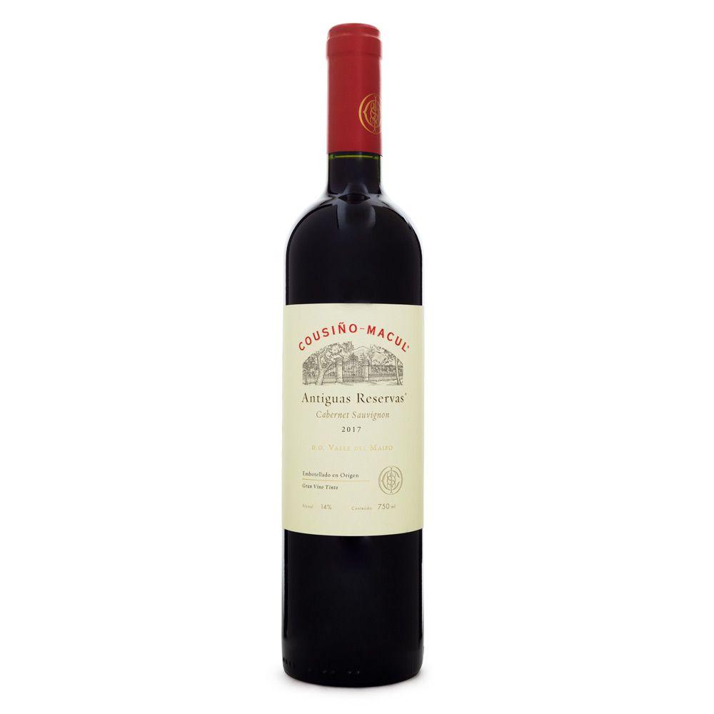 Vinho Cousiño Macul Antiguas Reservas - Cabernet Sauvignon 750ml