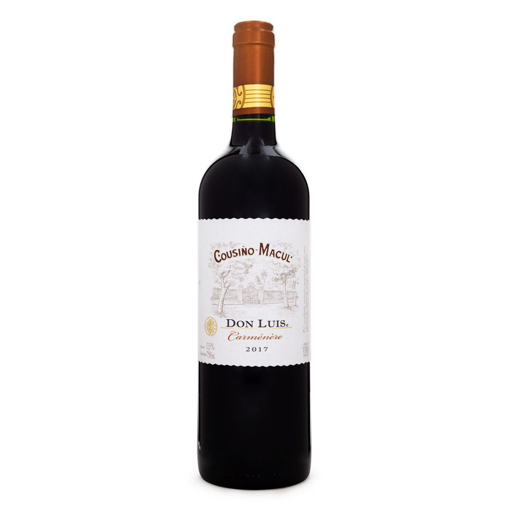 Vinho Cousiño Macul Don Luis - Carménère 750ml