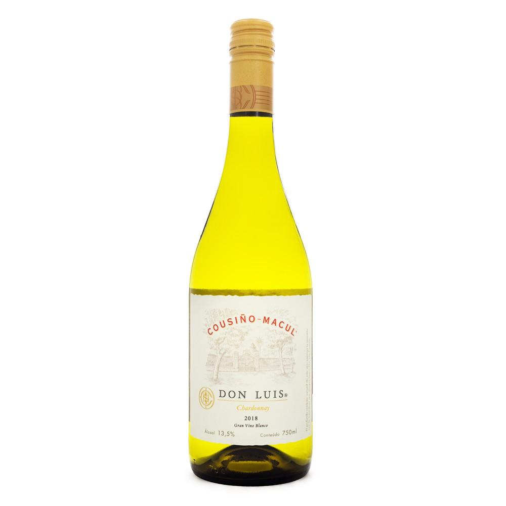 Vinho Cousiño Macul Don Luis - Chardonnay 750ml