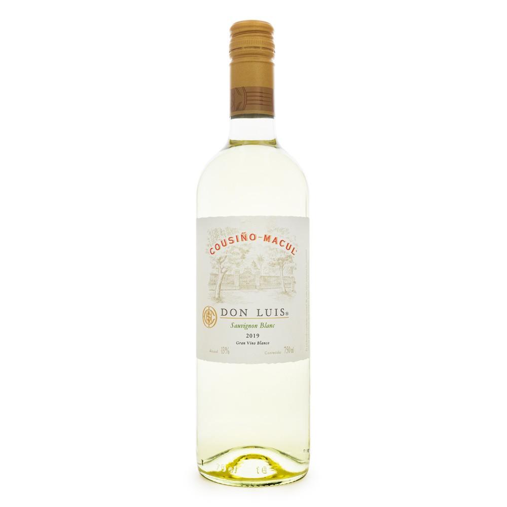 Vinho Cousiño Macul Don Luis - Sauvignon Blanc 750ml