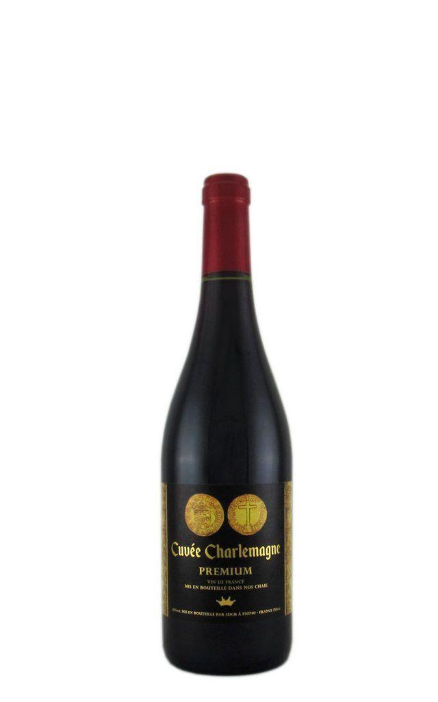 Vinho Cuvée Charlemagne Rouge Premium 750ml