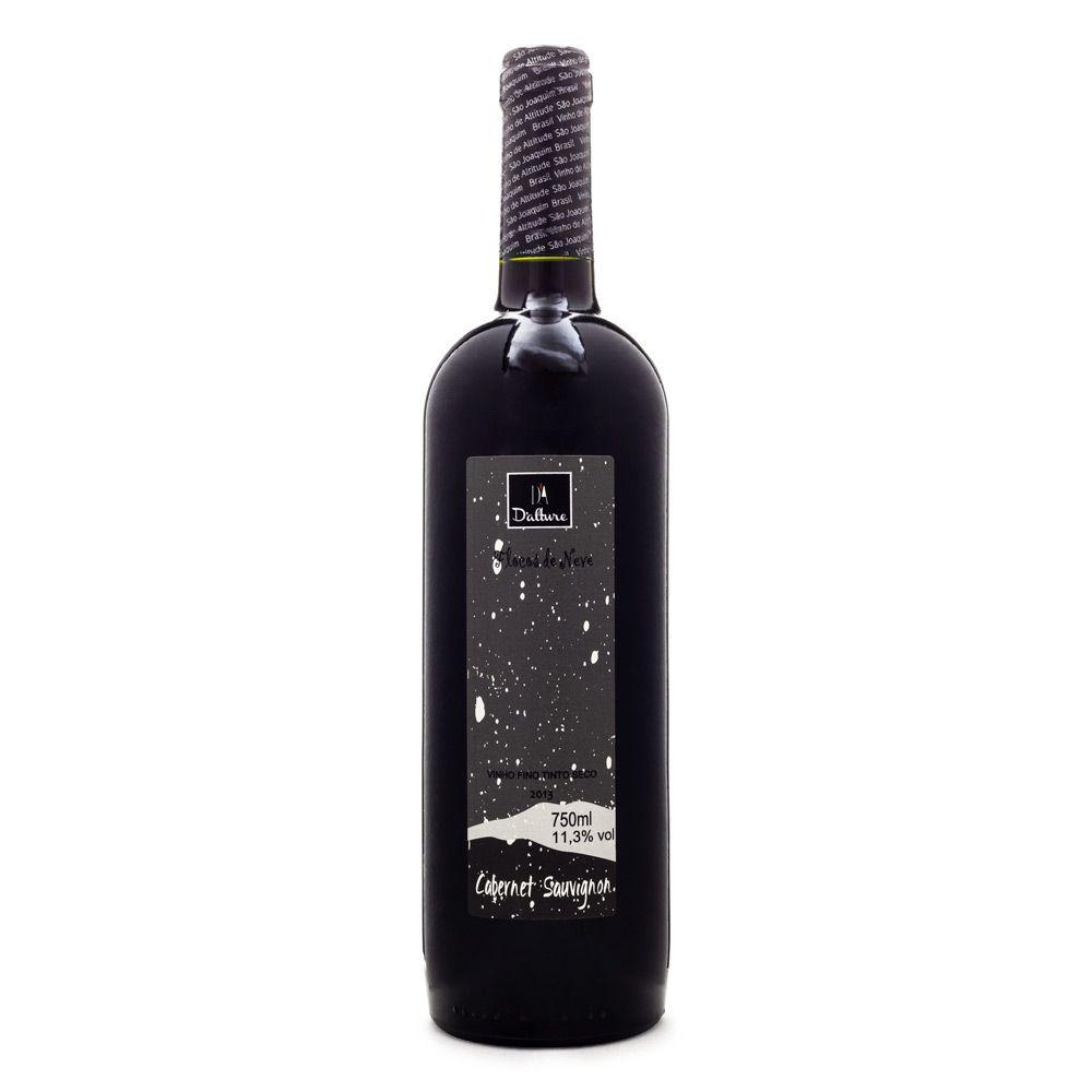 Vinho D'alture Flocos de Neve Cabernet Sauvignon 750ml