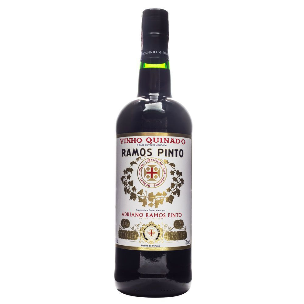 Vinho do Porto Quinado Ramos Pinto 750ml