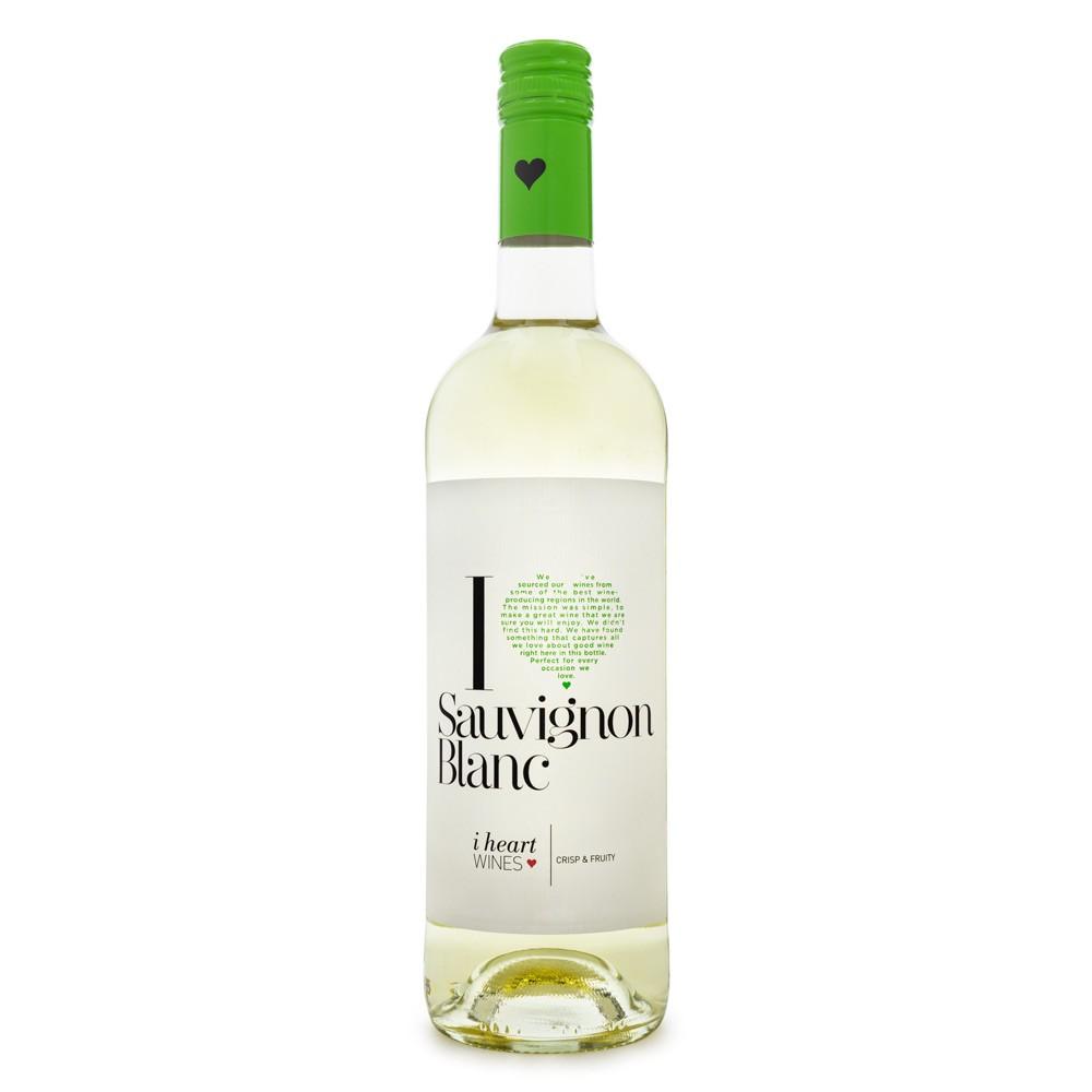 Vinho I Heart Sauvignon Blanc 750ml