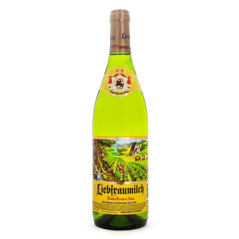 Vinho Liebfraumilch Branco 750ml