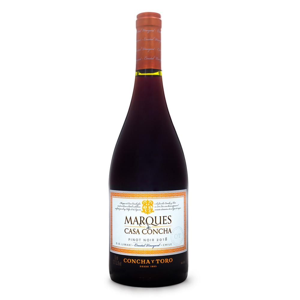 Vinho Marques de Casa Concha Pinot Noir 750ml
