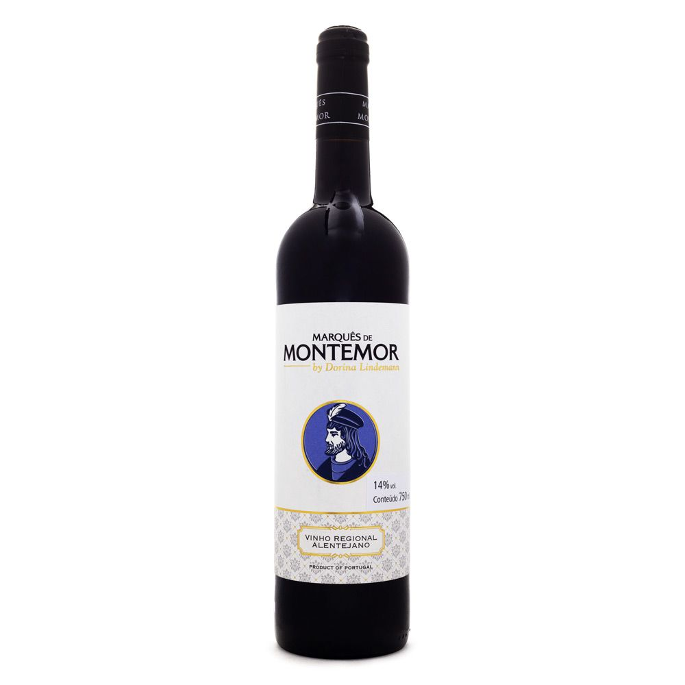 Vinho Marquês de Montemor - Regional Alentejano Tinto 750ml