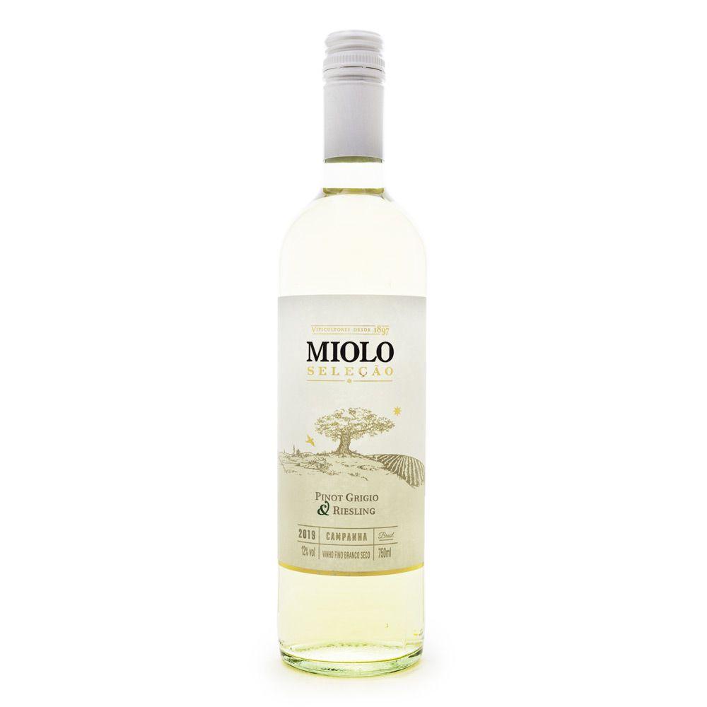 Vinho Miolo Seleção Pinot Grigio & Riesling 750ml