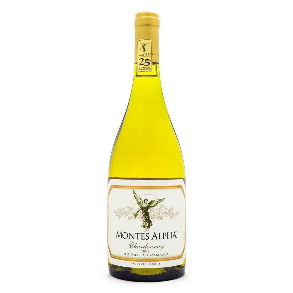 Vinho Montes Alpha Chardonnay 750ml