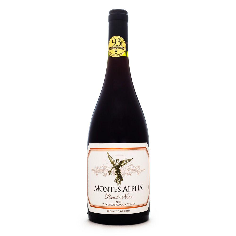 Vinho Montes Alpha Pinot Noir 750ml