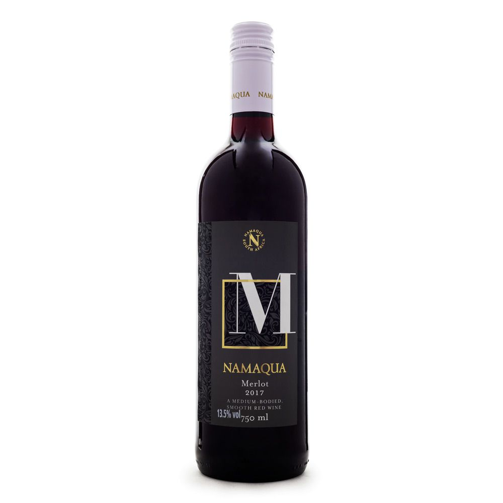 Vinho Namaqua Merlot 750ml