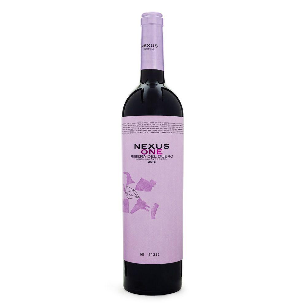 Vinho Nexus One Ribera del Duero DO Tempranillo 750ml