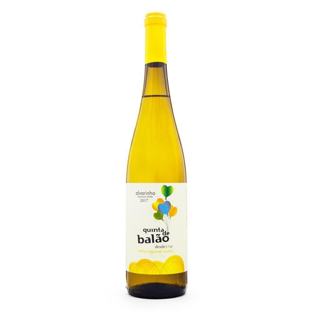 Vinho Quinta de Balão Alvarinho Vinho Regional Minho 750ml