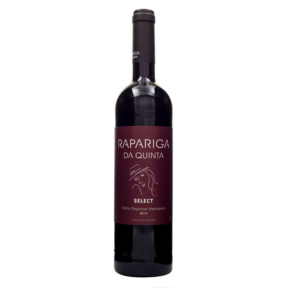 Vinho Rapariga Da Quinta Select 750ml