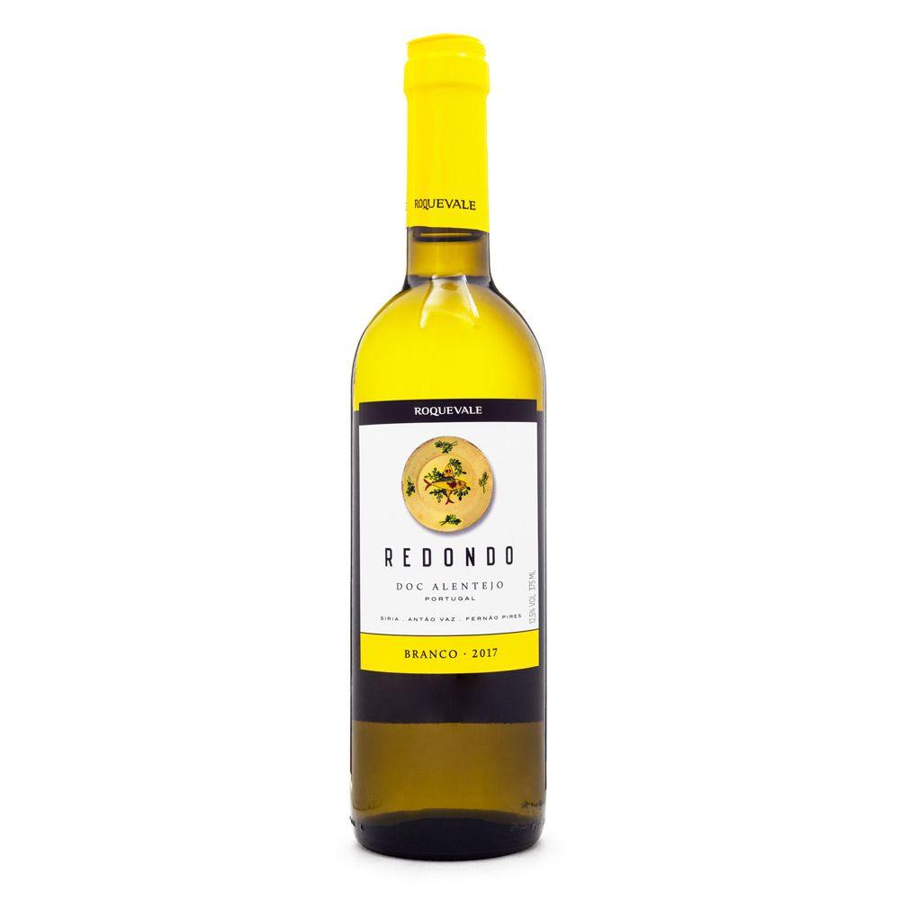 Vinho Redondo DOC Alentejo Branco Meia Garrafa 375ml