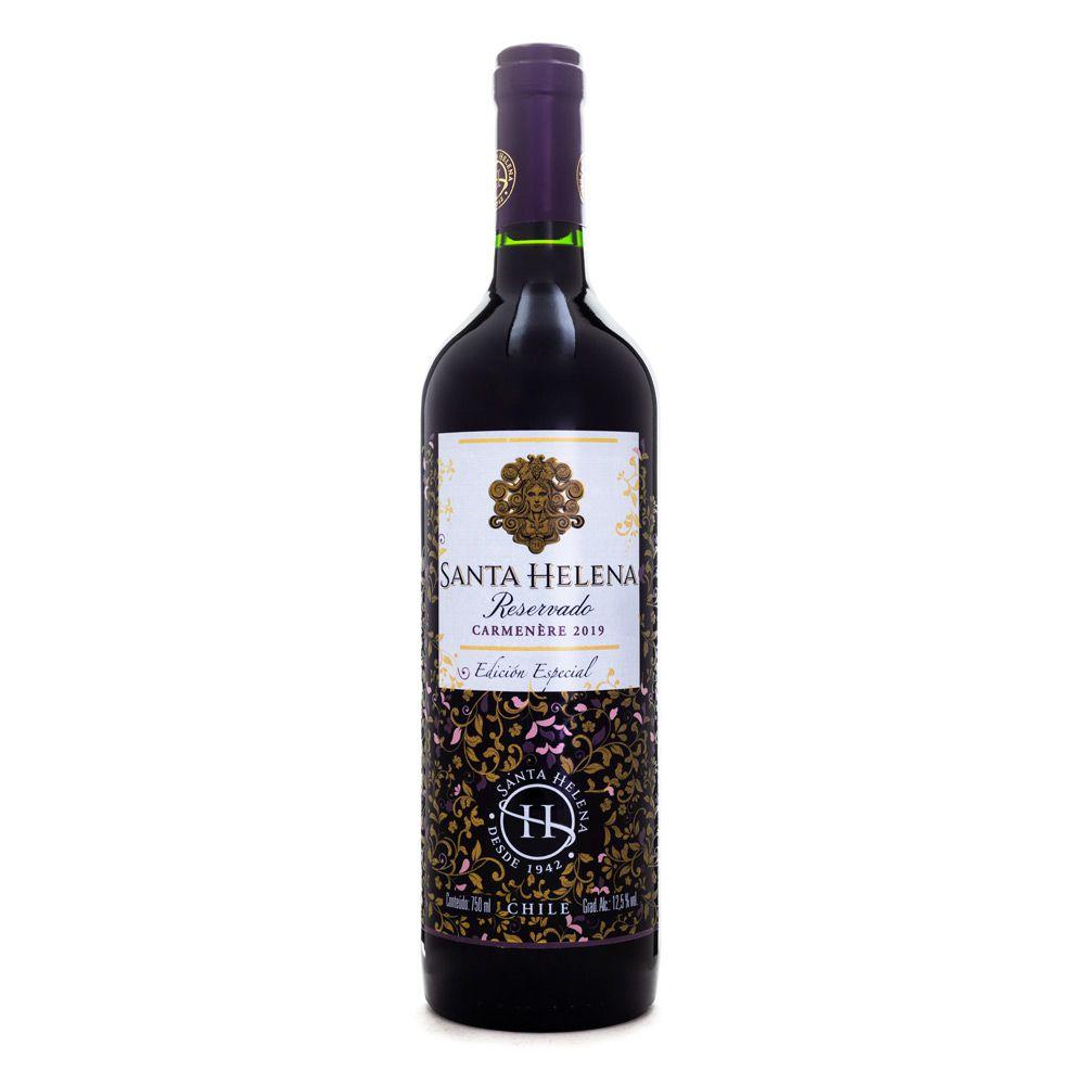 Vinho Santa Helena Reservado Carmenére 750ml