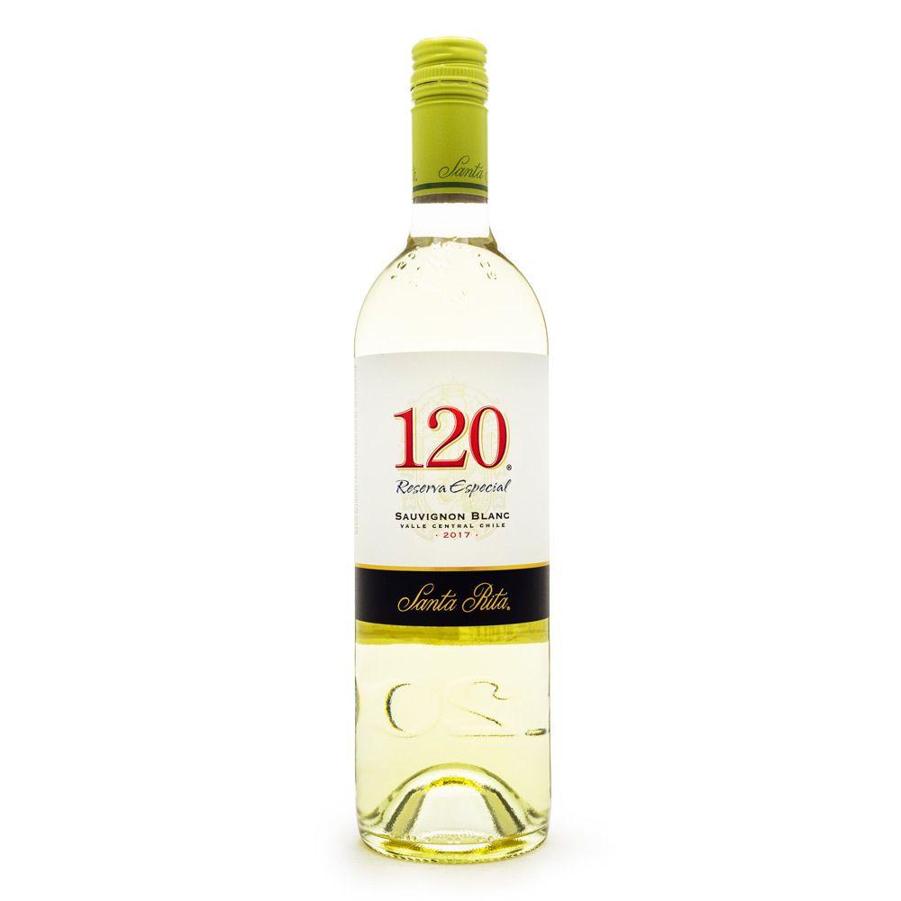 Vinho Santa Rita 120 Reserva Especial Sauvignon Blanc 750ml