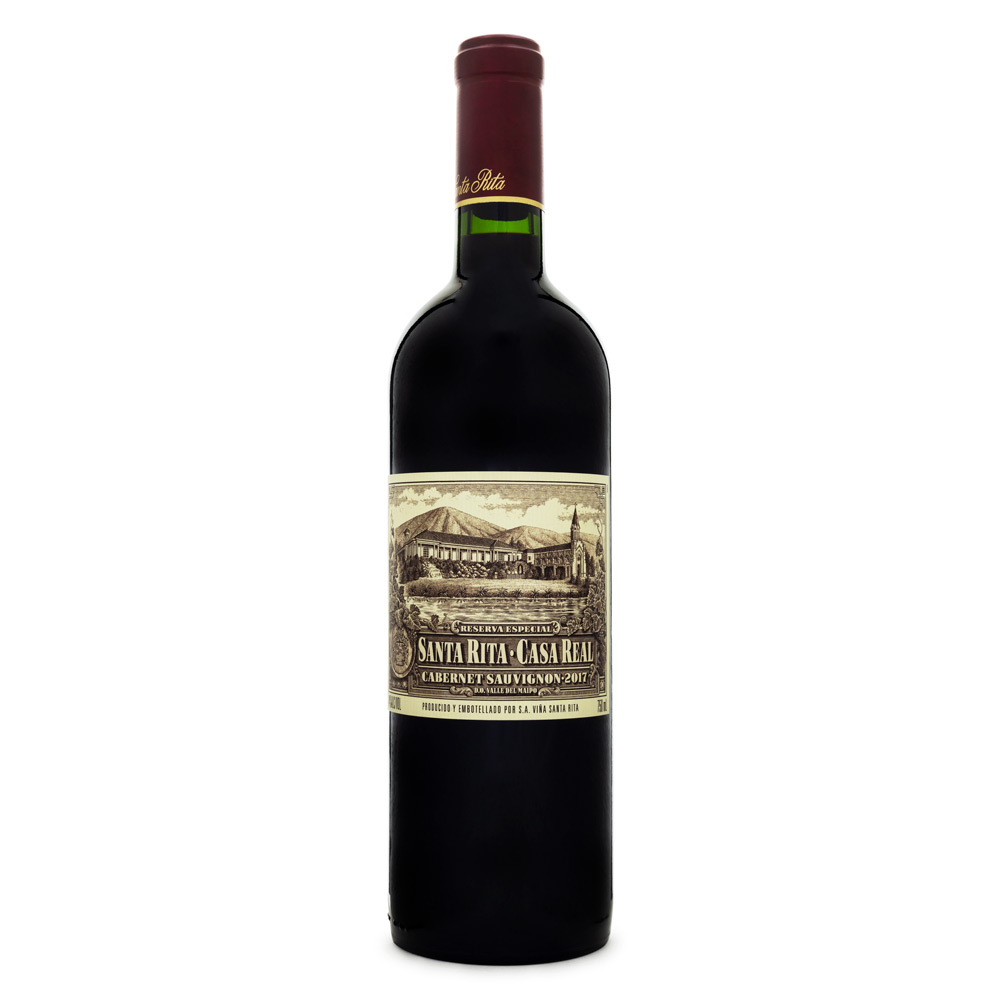 Vinho Santa Rita Casa Real 750ml