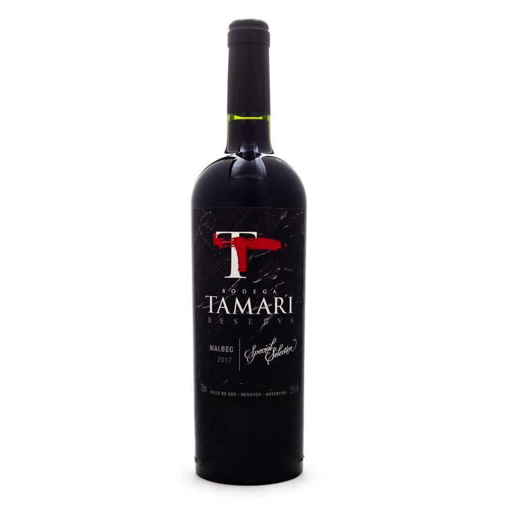 Vinho Tamarí Reserva Malbec 750ml
