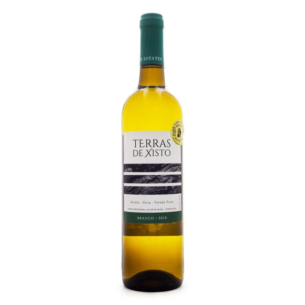 Vinho Terras de Xisto Regional Alentejano Branco 750ml