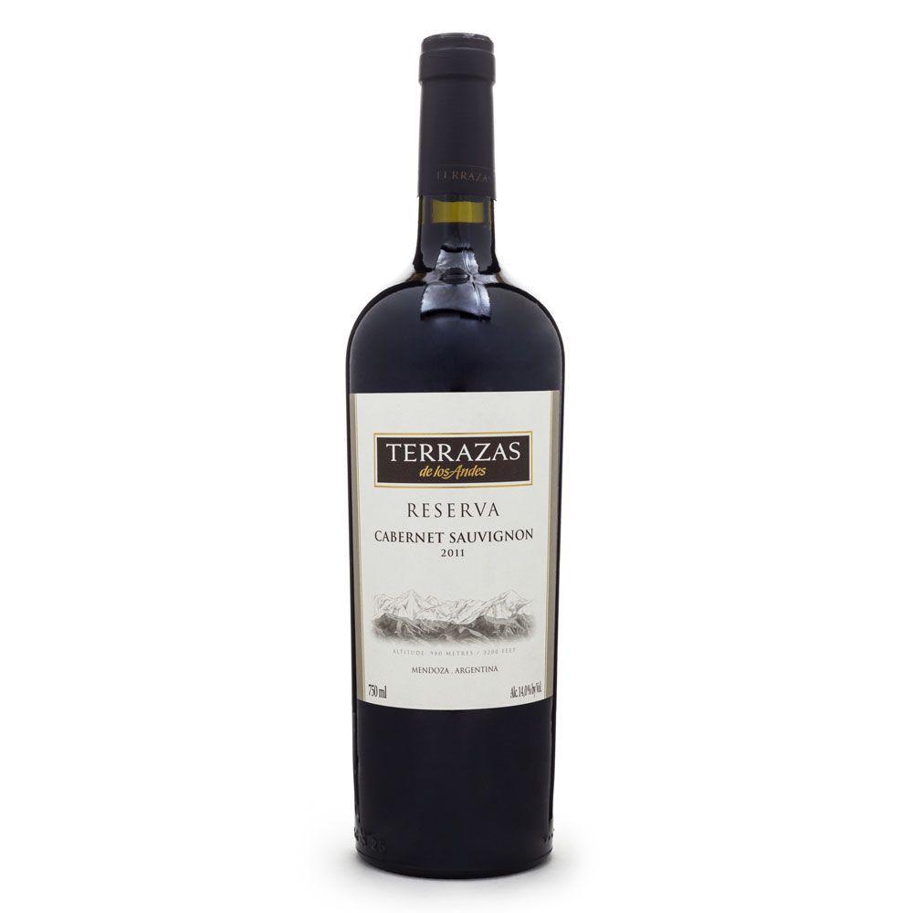 Vinho Terrazas de los Andes Cabernet Sauvignon 750ml