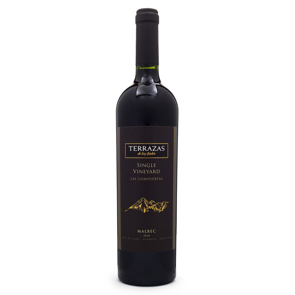 Vinho Terrazas de los Andes Single Vineyard Malbec 750ml