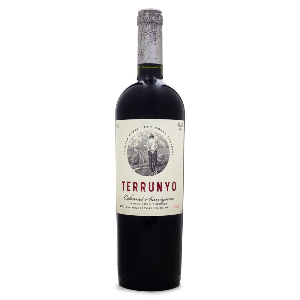 Vinho Terrunyo Cabernet Sauvignon 750ml