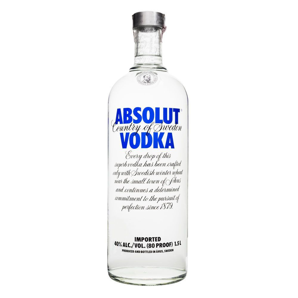 Vodka Absolut 1500ml