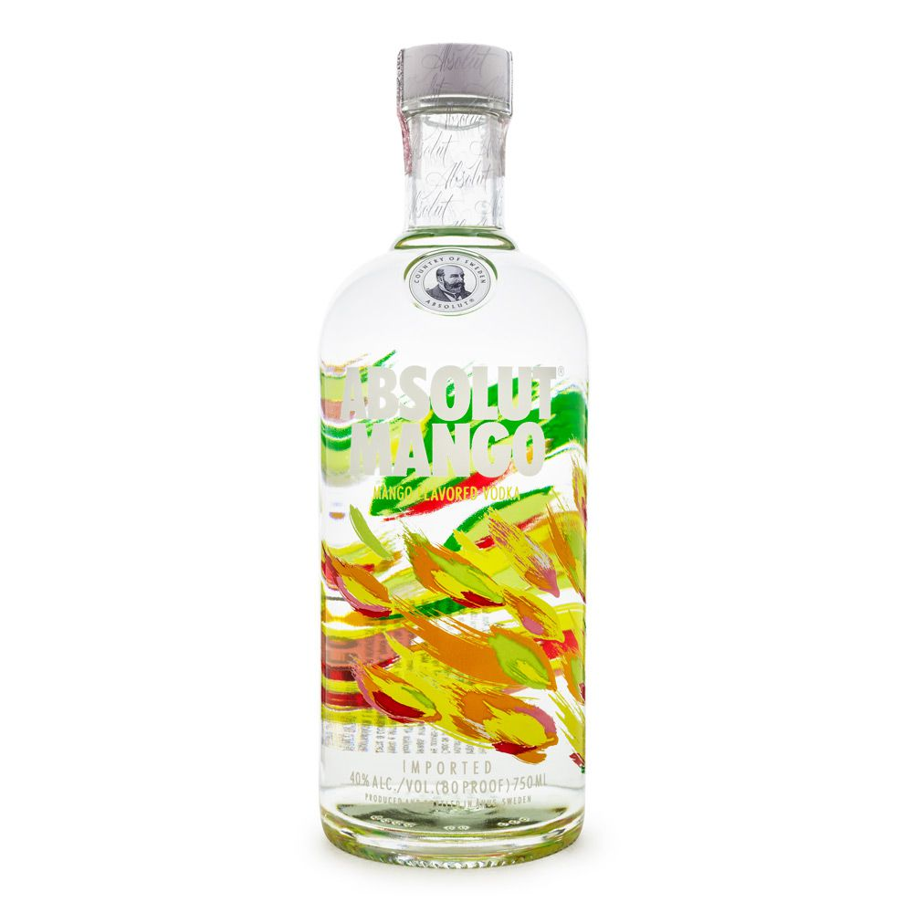 Vodka Absolut Mango 750ml